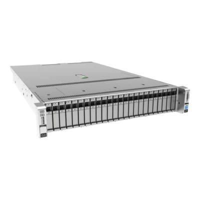 Cisco UCS Smart Play 8 C240 M4 SFF Entry Plus - rack-mountable - Xeon E5-2620V3 2.4 GHz - 16 GB - no HDD B MRAID 2X
