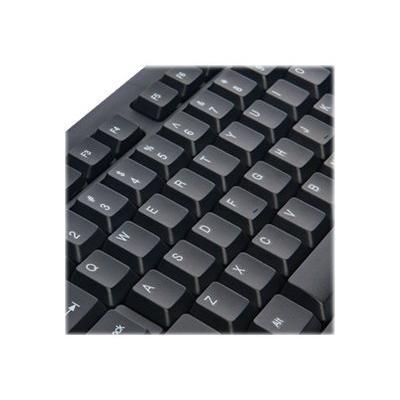 Verbatim Slimline - keyboard and mouse set