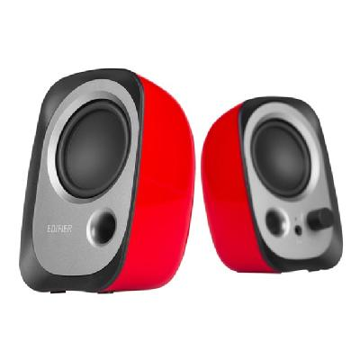 Edifier R12U - speakers - for PC akers Red