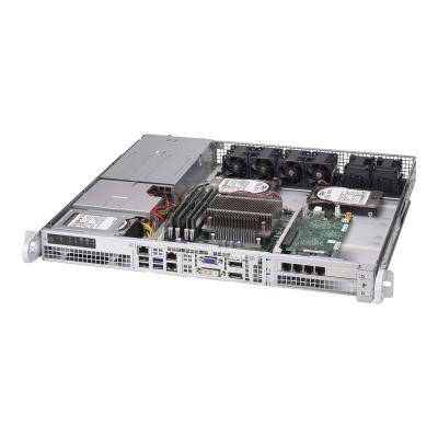 Supermicro SC515 R407 - rack-mountable - 1U  RM
