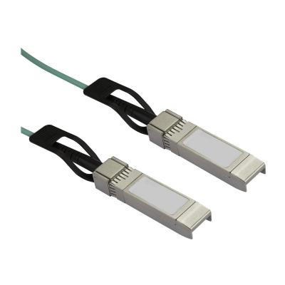 StarTech.com Cisco SFP-10G-AOC3M Compatible 3m 10G SFP+ to SFP AOC Cable - 10GbE SFP+ Active Optical Fiber - 10Gbps SFP + Cable 9.84' - 10GBase direct attach cable - 3 m - black e optical cable (AOC) - 3m Cab le  10Gbps  Active O