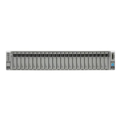 Cisco UCS SmartPlay Select C240 M4S Advanced 2 - rack-mountable - Xeon E5-2650V4 2.2 GHz - 64 GB - no HDD GB MRAID 2