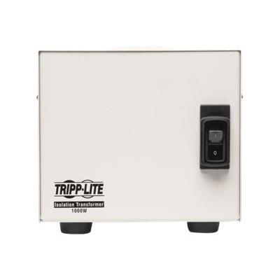 Tripp Lite 1000W Isolation Transformer Hopsital Medical with Surge 120V 4 Outlet 10ft Cord HG TAA GSA - transformer - 1000 Watt RPERP