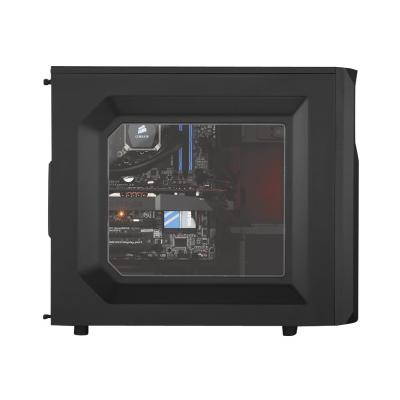 CORSAIR Carbide Series SPEC-02 - tower - ATX er Gaming Case w/ Side Window  Blue LED Fan  1xFro