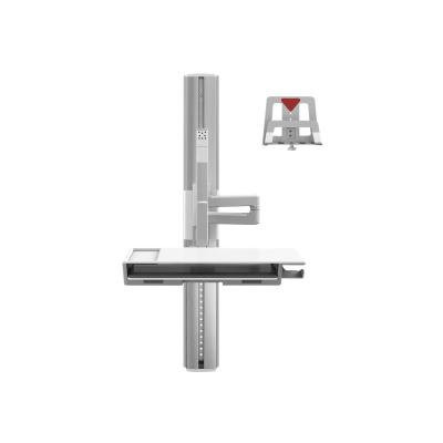 Humanscale ViewPoint Technology Wall Station V/Flex - mounting kit k  Solo Arm and 2 9in Straight  Arms  V/Desk  Wall