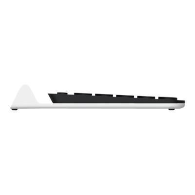 Logitech K780 Multi-Device - keyboard - QWERTY - black DWRLS