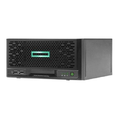 HPE ProLiant MicroServer Gen10 Plus Performance - ultra micro tower - Xeon E-2224 3.4 GHz - 16 GB - no HDD (Region: United States)  SYST