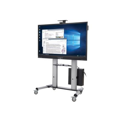 """Tripp Lite Mobile Interactive Display with Heavy-Duty Stand and Lithium-Ion Battery System, 4K, 65 in. 65"""" LCD flat panel display - 4K  ACCS"""