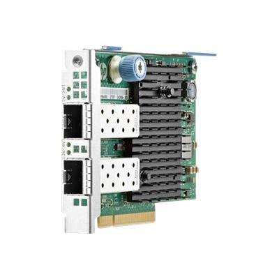 HPE 562SFP+ - network adapter - PCIe 3.0 x8 - 10 Gigabit SFP+ x 2  CTLR