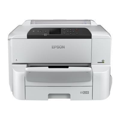 Epson WorkForce Pro WF-C8190 - printer - color - ink-jet t Printer - Color - Ink-jet - 3.5-in x 5-in  4-in