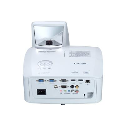 Canon LV-WX300USTi - DLP projector - 3D A 1280X800. 1X Chip DLP  3000 Lumens Interactive V