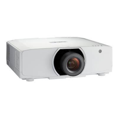 NEC - LCD projector - 3D  8000 ANSI lumen - 1920 x 1200  - 2 500 000:1 with