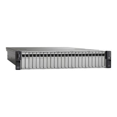 Cisco UCS Solution Accelerator Pak - rack-mountable - Xeon E5-2680V2 2.8 GHz - 256 GB - 600 GB  SYST