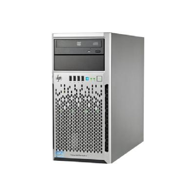 HPE ProLiant ML310e Gen8 v2 Enty - tower - Core i3 4150 3.5 GHz - 2 GB - 0 GB (Region: United States)  SVCS