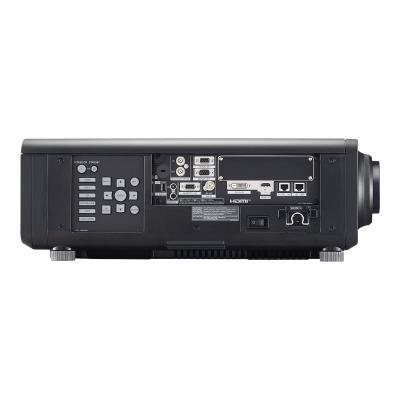 Panasonic PT-RCQ80BU - DLP projector - standard lens K