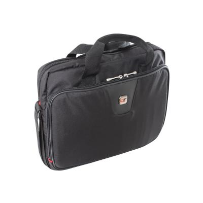 Gino Ferrari Madison notebook carrying case Storage  Fits Most 17 inch Lap tops Additional  Rem