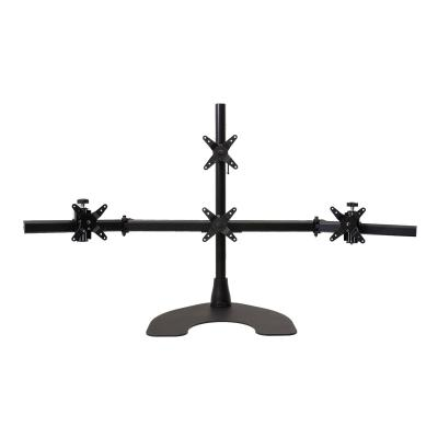 Ergotech 100-D28-B13 - stand - for 4 LCD displays STAND