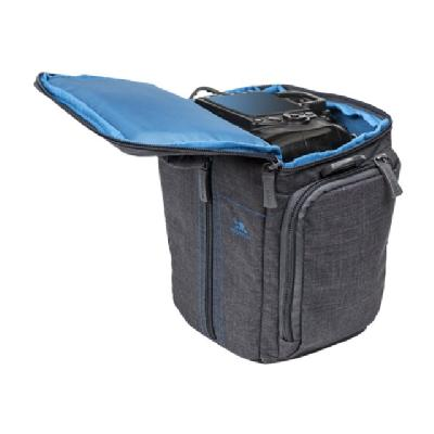 Riva Case Aspen 7501 - carrying bag for camera with zoom lens with most SLR cameras  with a zoom lens