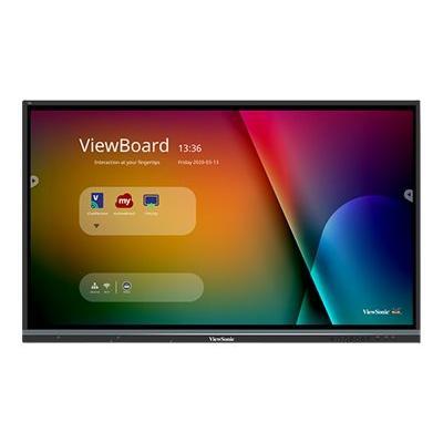 "ViewSonic ViewBoard IFP8650 Interactive Flat Panel 86"" Class (86"" viewable) LED display - 4K  Interactive Flat Panel  3840 x 2160  20-point Mul"