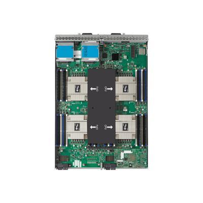 Cisco UCS B420 M4 Blade Server - blade - no CPU - 0 GB - no HDD PU  MEMORY