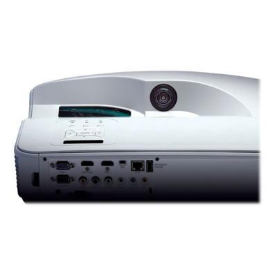 Christie Captiva DHD410S - DLP projector - ultra short-throw - 3D  1920X1080