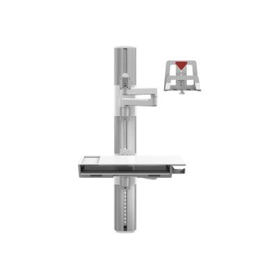 Humanscale ViewPoint Technology Wall Station V/Flex - mounting kit aight Arms - extends 25 from w all   Two 9 Straight