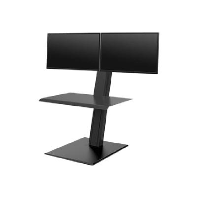 Humanscale QuickStand Eco - mounting kit (BLK)