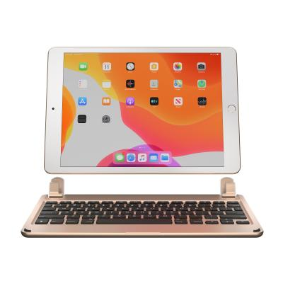 Brydge 10.2 - keyboard - QWERTY - English - gold inch iPad Pro
