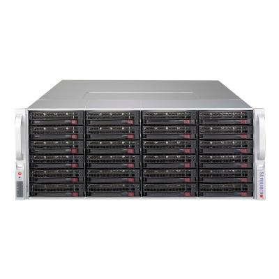 Supermicro SC847 BE2C-R1K28WB - rack-mountable - 4U - enhanced extended ATX  RM