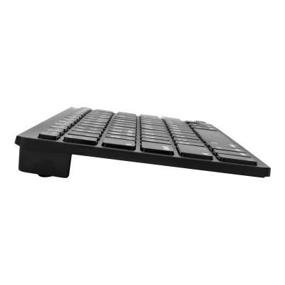 Targus KB55 Multi-Platform - keyboard - black Keyboard  black