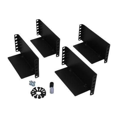Tripp Lite 2-Post Rackmount Installation Kit for 3U and Larger UPS, Transformer and BatteryPack Components UPS mounting kit - 3U  RMKT