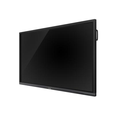 """ViewSonic ViewBoard IFP8650-E1 Interactive Flat Panel Education Bundle with Wall Mount 86"""" Class (86"""" viewable) LED display - 4K WMK-047-2"""