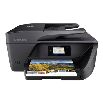 HP Officejet Pro 6968 All-in-One - multifunction printer (color) (English, French, Spanish / Canada, United States) EN FR SP