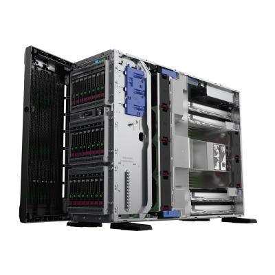 ProLiant ML350 - Server - Towe r - 1 - Xeon - 4110 - 2.1 GHz - RAM: 16 GB - Gigab