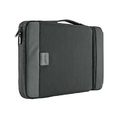 Belkin Air Protect Always-On Slim Case notebook sleeve s up to 11.8inx8.2inx1.1in. Fi rm  six-sided protec