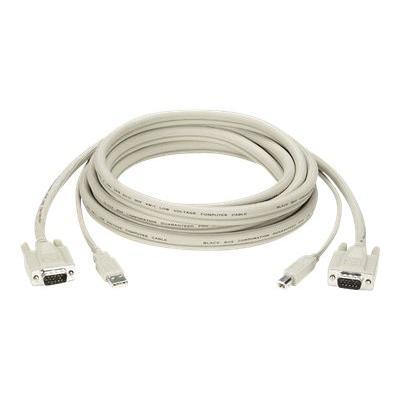 Black Box video / USB cable - 1.2 m e 4-ft. 1.2-m