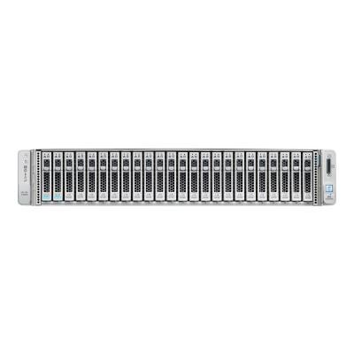 Cisco Hyperflex System HX240c M5 All Flash - rack-mountable - no CPU - no HDD  SVCS