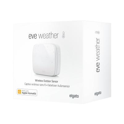 Eve Weather - capteur polyvalent RPERP
