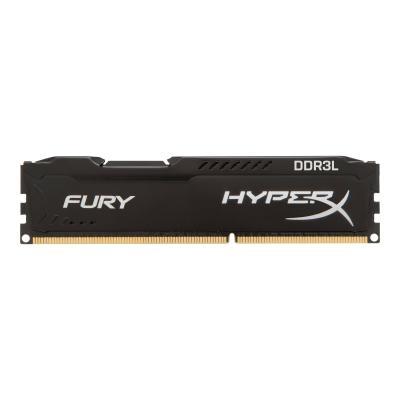HyperX FURY - DDR3L - 16 GB: 2 x 8 GB - DIMM 240-pin - unbuffered  MEM