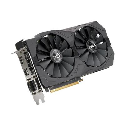 ASUS ROG-STRIX-RX570-O4G-GAMING - OC Edition - graphics card - Radeon RX 570 - 4 GB  Radeon RX 570 PCI Express 3.0  OpenGL4.5 GDDR5 4GB