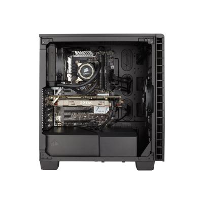 CORSAIR Carbide Series Quiet 400Q - tower - extended ATX act Mid-Tower Case