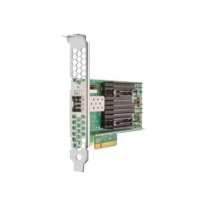 HPE StoreFabric SN1610Q - host bus adapter - PCIe 4.0 x8 - 32Gb Fibre Channel (Short Wave) x 1  CPNT