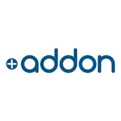 AddOn - network adapter - PCIe x8 - 10 Gigabit SFP+ x 4  CTLR