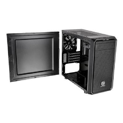 Thermaltake Versa H15 - tower - micro ATX X Computer Case No PSU