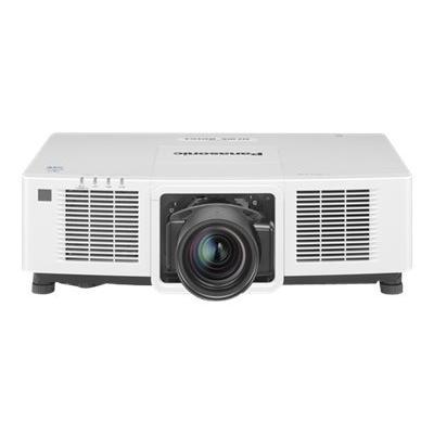 Panasonic PT-MZ10KLWU - 3LCD projector - no lens NS WHT