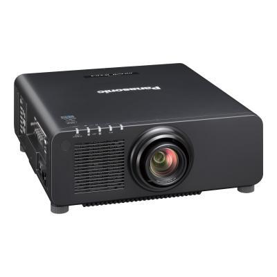 Panasonic PT-RW620LBU - DLP projector - no lens - LAN 000 ANSI lumen - 1280 x 800 - 10 000:1 - 16:10