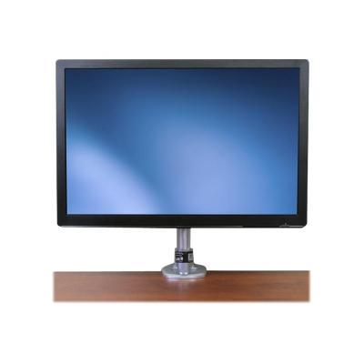 "StarTech.com Monitor Desk Mount - Adjustable - Supports Monitors 12"" to 34"" - Premium Single Screen VESA Monitor Mount - Desk & Grommet Clamp -Silver (ARMPIVOT) - desk mount (adjustable arm)  MNT"
