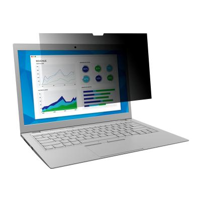 """3M Touch Privacy Filter for 14"""" Laptops 16:9 with COMPLY notebook privacy filter  ACCS"""