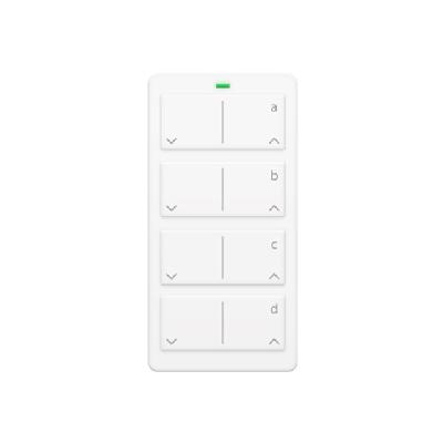 Insteon Mini Remote 4 Scene - button panel and