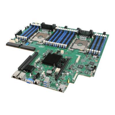 Intel Server System R2308WFTZSR - rack-mountable - no CPU - 0 GB RSYST